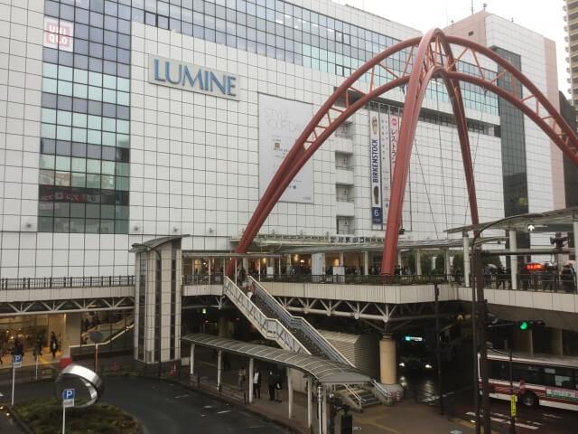 東京都の立川駅