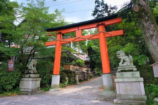 京都府宇治市にある宇治神社