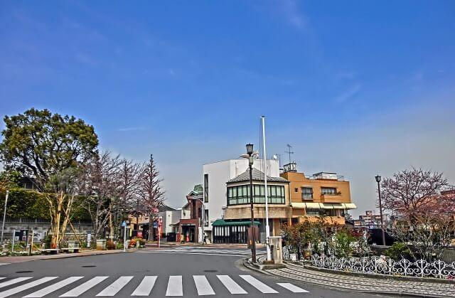 大田区の町