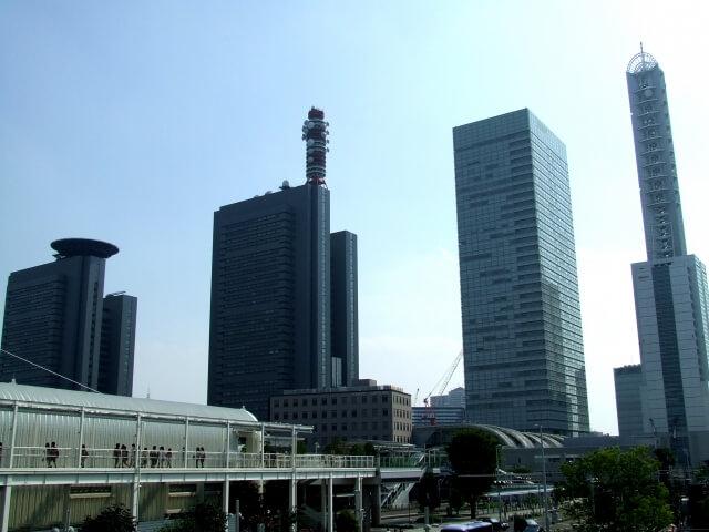 さいたま市の町並み