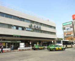 中野区の駅前
