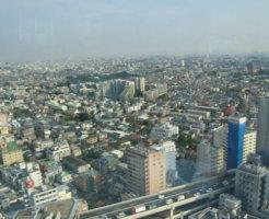 東京都世田谷区の街並み