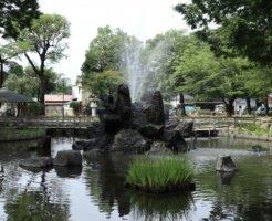 群馬県高崎市にある公園