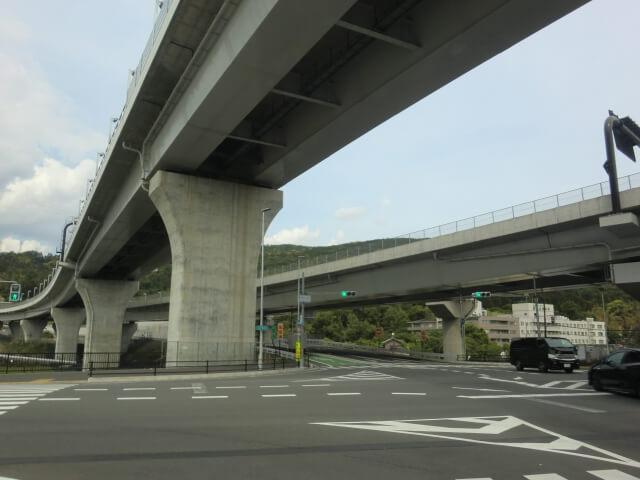 高槻市の高速道路